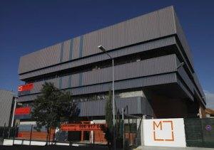 Fachada do edifício da MSpace