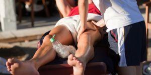 Opleiding Sportmassage en verzorging MSP Opleidingen