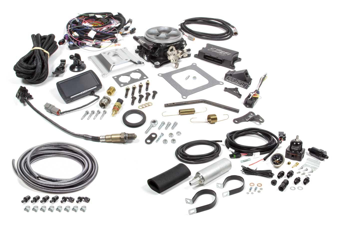 Fast Electronics Jeep Inline 6 Master Ez Efi Fuel