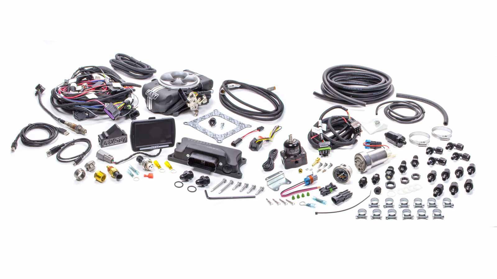 Fast Electronics Cfm Ez Efi 2 0 Master Fuel Injection