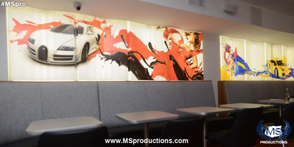 Maranello lounge and bar