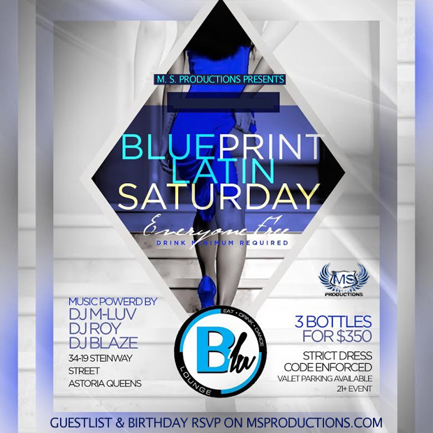 Blu Lounge Astoria Queens