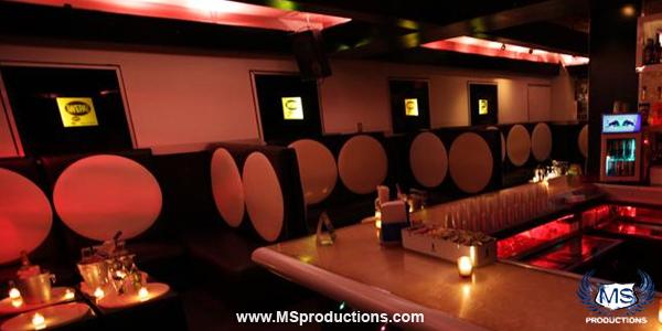 Bar 13 Union Square Lounge