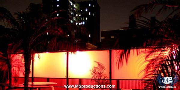 Bar 13 rooftop