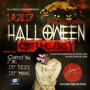NYC Halloween Party