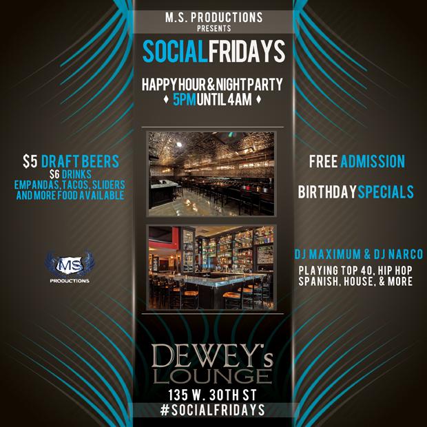 Dewey's Lounge