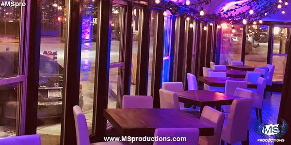 The Loft LIC lounge