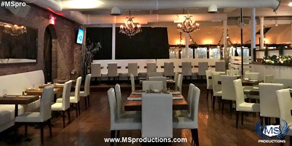 The Loft LIC restaurant