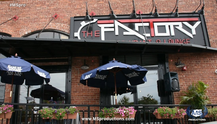 the factory bar and lounge jersey