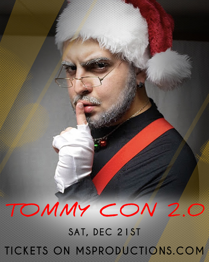 Tommy Con at The Lobby NJ