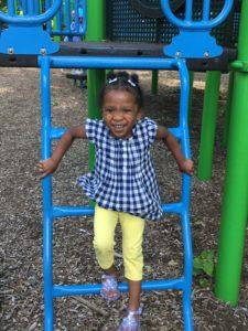 extrovert child