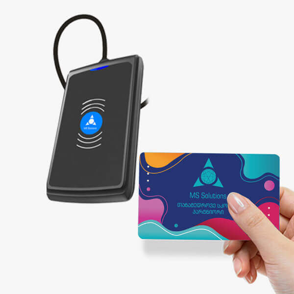 SmartBox დაშვებისა და აღრიცხვის სისტემა