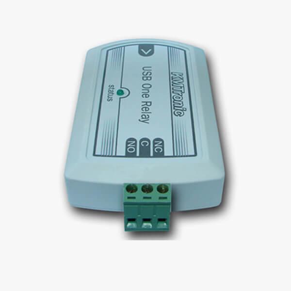 რელე KMTronic One Channel USB Relay