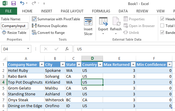 Ms SQL Girl   Power Query for D&B Data Mashup – Step by Step