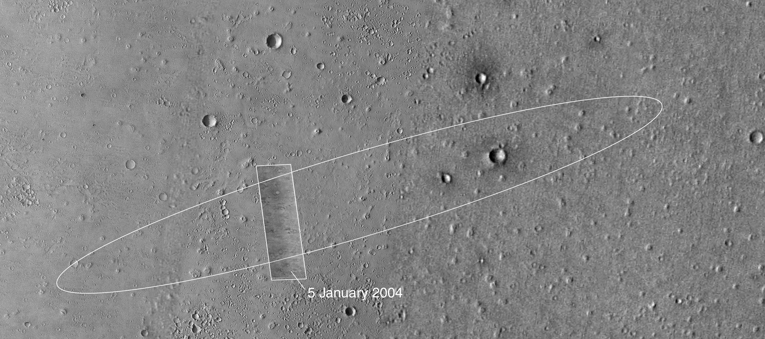 Nasa Mars Landing
