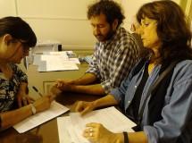 Vilma Ripoll y Francisco Torres presentan Ley de Subsidios a Inundados
