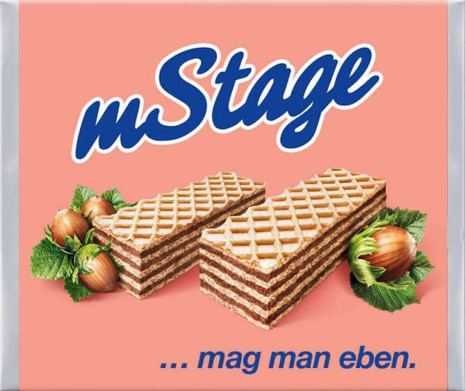 Manner Schnitte mStage