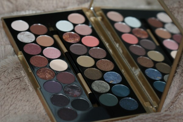 Fortune favours the Brave palette by Jane Cunningham and Makeup Revolution