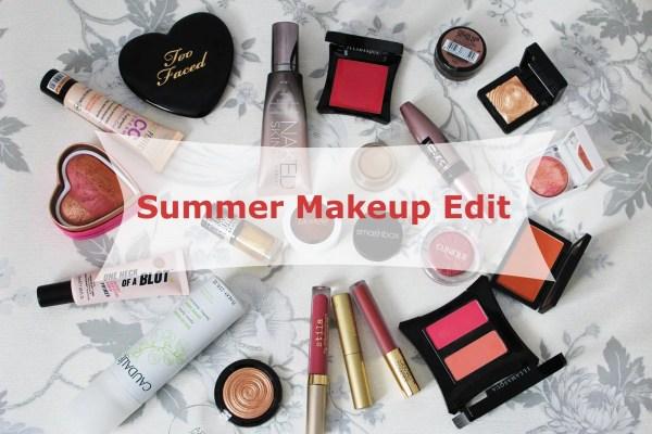 Summer Makeup Edit