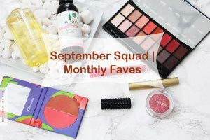 September beauty squad