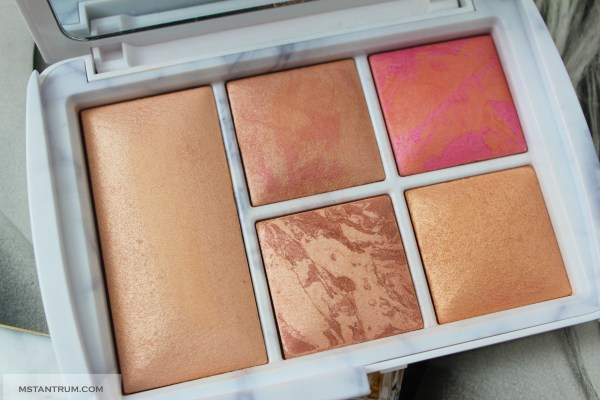 Hourglass ambient lighting edit | Surreal Light palette