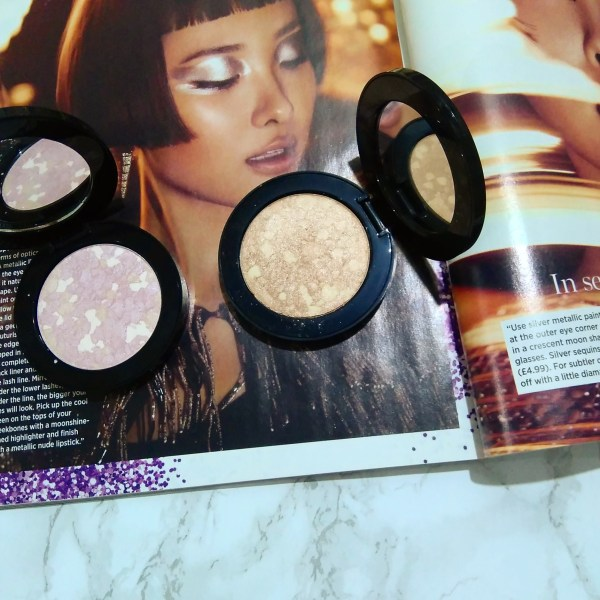 La Bella Luce highlighters by Vincent Longo