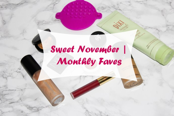Monthly Faves