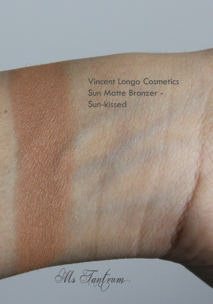 VLC Bronzer without flash