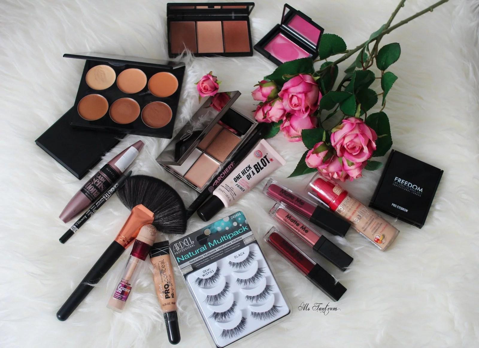 The Drugstore Makeup Edit