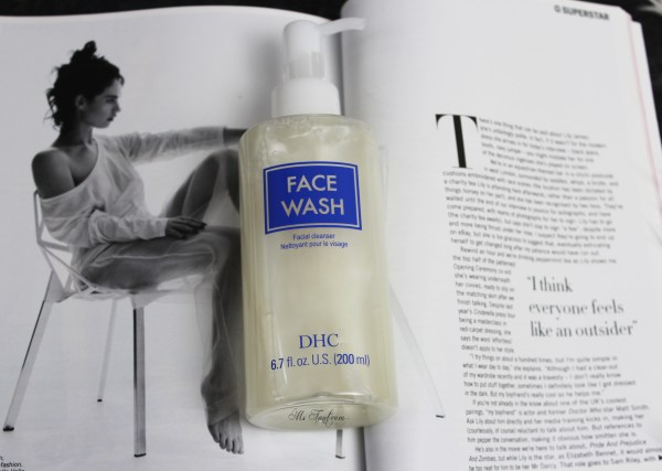 DHC Skincare Facial Cleanser