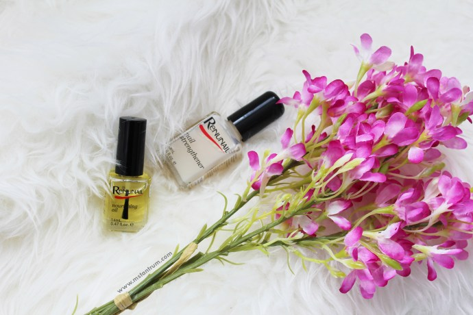 RenuNail nail strengthner and nourishing oil