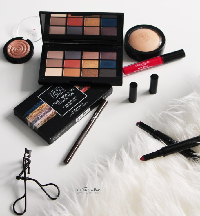 Laura Geller Downtown Cool palette review