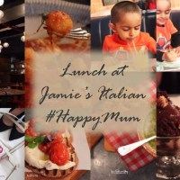 Jamie's Italian review