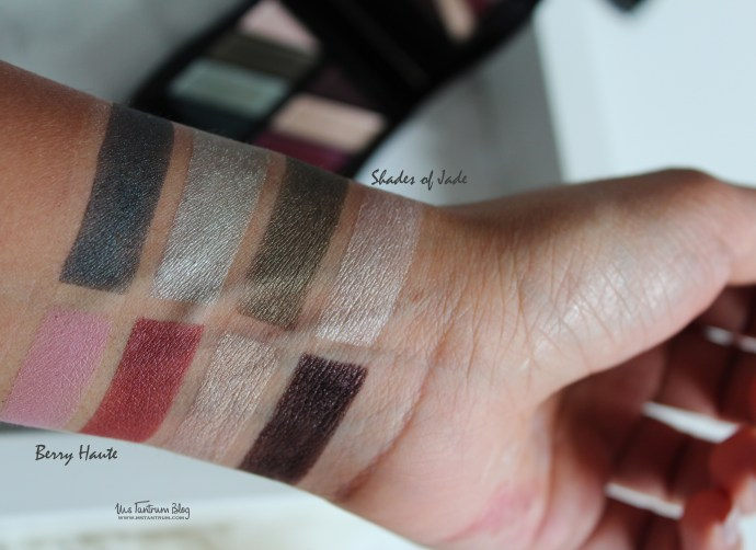 Mary Kay eyeshadow swatches n Ms Tantrum Blog