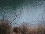 Jezioro Turkusowe, wyspa Wolin