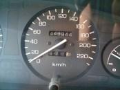 przejechane 449944 km