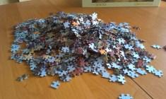 puzzle - 2000 części