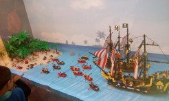 Interaktywna wystawa Lego, Karpacz