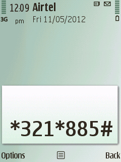 Airtel missed call service for free 11