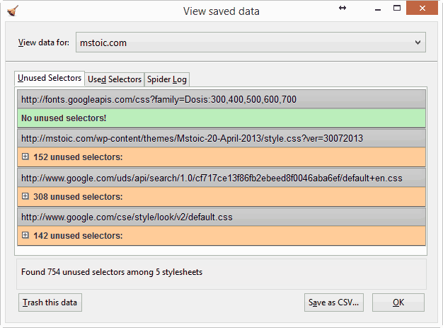 Dust-Me-Selectors-Firefox