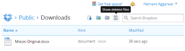 dropbox-restore-deleted-files