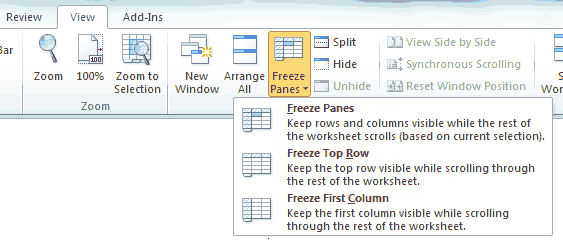 Freeze-Rows-In-Excel-2010-Img