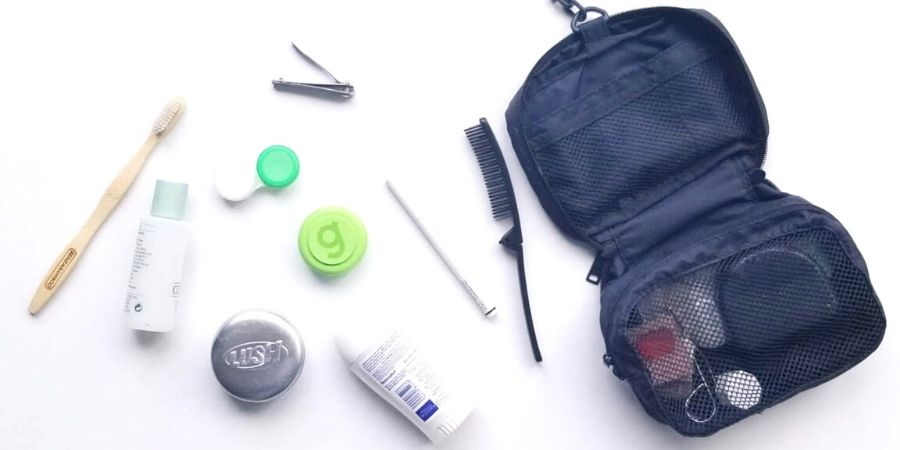 Learn how you can pack like a minimalist including a peek at my list of minimalist toiletries