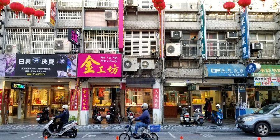 Experience culture and food in Taiwan as it is one of the best solo travel destinations in Asia