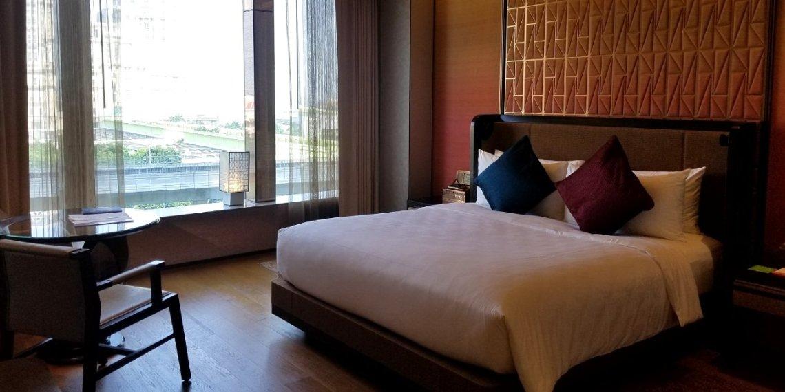 The Resort King room at MGM Cotai