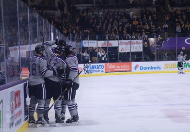 MSU hockey takes on Minnesota Duluth