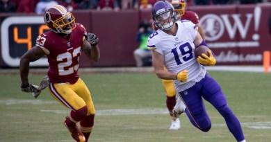Adam Thielen cracks the NFL Top 100 List