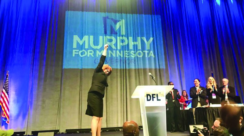 Arrogance in face of desperation at DFL convention