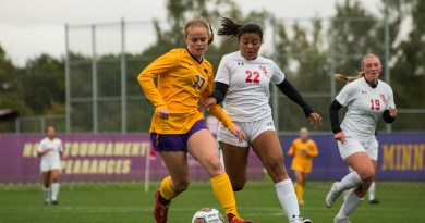 Soccer kicks off week with win over the Golden Bears