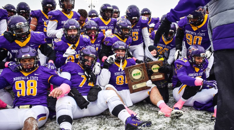 Mavericks undefeated, win 20th NSIC title